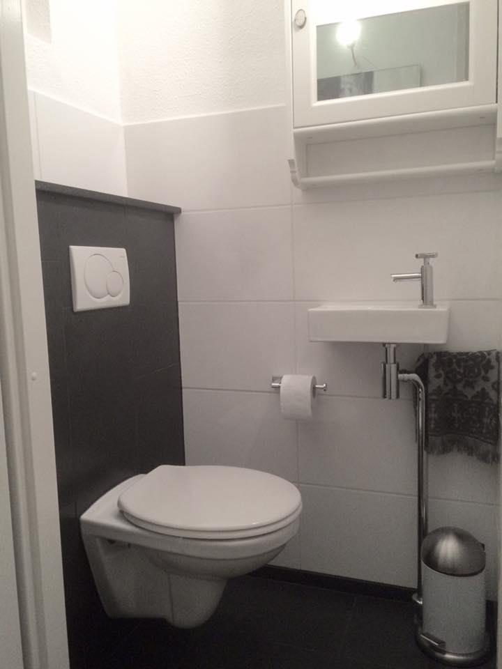 Badkamer en toilet vernieuwen. - Meermansklus